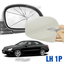 Replacement Side Mirror LH + Adhesive for Mercedes-Benz 1998-2008 CLK / SL / SLK