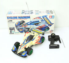 """TAMIYA 1/12 Scale Quick Racer Cyclone Magnum R/C """"Excellent +"""" Working Japan!!!"""