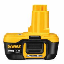 DeWALT 18V 18 Volt Lithium Ion Battery & Charger Upgrade Kit DC9182 & DC9310 NEW