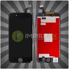 Display LCD für iPhone 6S mit RETINA Glas Scheibe Bildschirm Front SCHWARZ BLACK
