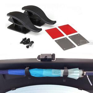 Car Trunk Multi Purpose Lid Diy Umbrella Holder Hanger 14pcs for JEEP Car