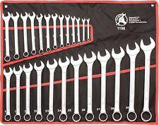 Maulringschlüssel Satz 25-tg  Kfz Werkzeug Set Gabelschlüssel