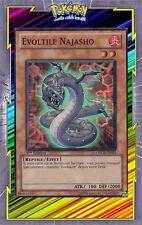 Evoltile Najasho ORCS-FR083 Feu Reptile Effet Niveau 2 YGO