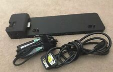 Genuine HP 2013 UltraSlim Docking Station - D9Y19AV#ABU + Power supply