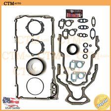 Lower Gasket Set Kit For 00-09 Chevrolet GMC Escalade 6.0L V8 VIN Codes H N U 8