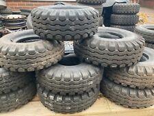More details for forklift tyres