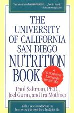 The University of California San Diego Nutrition B