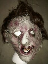 Texas Chainsaw Massacre Leatherface Mask - Leather Face Mask OSFM - Vintage NEW