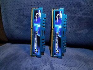 G. Skill Ripjaws X PC3-14900 DDR3 1866MHz 16GB (2x8GB)F3-1866C9D-16GXM