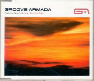 Groove Armada - I See You Baby (CD) Australia