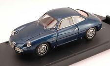 Alfa Romeo Giulietta SZ Street 1960 Blue 1:43 Model BANG