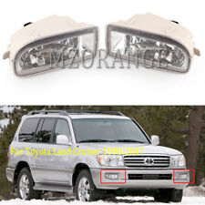 For Toyota Land Cruiser 1998-2007 Factory Replacement Fog Light + Kit Clear Lens