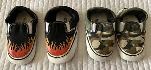 Baby Vans Crib Shoes Size 3 & Size 4 Infant