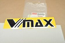Nos Oem Yamaha 1996 Vmax Vx500 Vx600 Right Side Hood Shroud Emblem Decal Sticker
