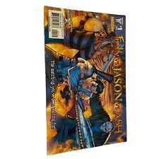 Freddy vs Jason vs Ash (2008) #1 2nd Print- J Scott Campbell -Dynamite/Wildstorm