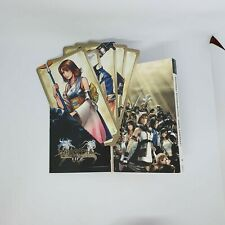 psp DISSIDIA 012 (duodecim) Final Fantasy LEGACY EDITION PAL UK REGION FREE