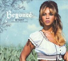 Beyonce : Bday [Deluxe Edition] CD  FREE SHIPPING