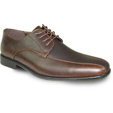 BRAVO Men Dress Shoe NEW KELLY-3 Classic Oxford with Leather Lining