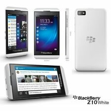NEW Blackberry Z10  16 GB 2 GB  WHITE -  4G LTE IMPORTED Smartphone