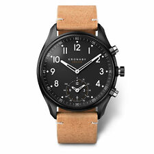 Uhr Mann Kronaby Apex A1000-0730 Leder beige