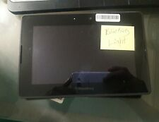 "Lot of 6 BlackBerry PlayBook 7"" Tablet, 16GB, blinking light as is"