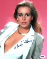 GENIE FRANCIS SIGNED AUTOGRAPHED 8x10 PHOTO LAURA GENERAL HOSPITAL RARE PSA/DNA