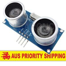 Ultrasonic Sonar SR04 Distance Transducer Sensor (Raspberry Pi Arduino PIC AVR)