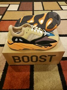 Adidas Yeezy Boost 700 Enflame Amber GW0297 Authentic Deadstock NEW IN HAND