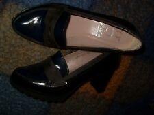 Mocasines naúticos zapatos marca GADEA piel charol azules negros grises comodos
