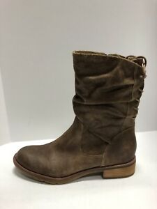 Sofft Sharnell Low Womens Boots Brown Size 9.5 M