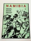 Political Poster.OSPAAAL Namibia Freedom fight.1986 ORIGINAL.African history art