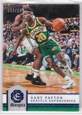 2016-17 Panini Excalibur Basketball #/199 #199 Gary Payton Seattle SuperSonics