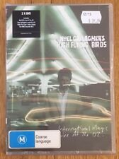 Noel Gallagher's High flying birds Deluxe 2 x DVD All Region 2012 | New & Sealed