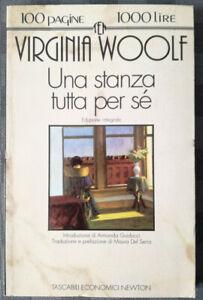 Virginia Woolf - Una stanza tutta per sé. EDIZIONE INTEGRALE. Introduzione di...