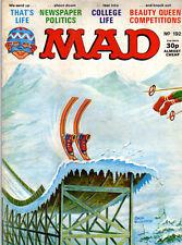 MAD Magazine #192 UK Edition 1978