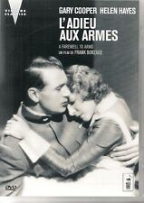 DVD ZONE 2--L'ADIEU AUX ARMES--BORZAGE/COOPER/HAYES