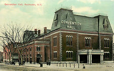 ROCHESTER NY CONVENTION HALL P/C