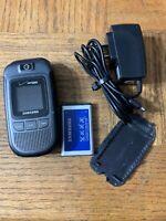 Samsung SCH U640 - Black (Verizon) Cellular Phone