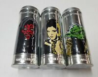 3 Star Wars watches sealed in plastic