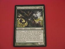 MTG MAGIC MORNINGTIDE LEAF-CROWNED ELDER FRENCH DOYEN A COURONNE DE FEUILLES NM