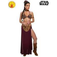 Rubie's Star Wars Princess Leia Secret Wishes Costume Size S **FREE DELIVERY**