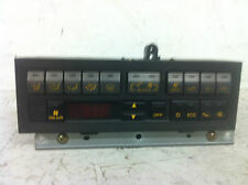 1993 1994 JDM RHD MITSUBISHI PAJERO V46 WAGON HEATER CONTROL A/C CLIMATE CONTROL