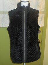 Hannah Women's Black Reversible Vest
