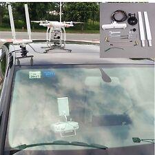 32CH ARGtek Inspire 1 & 2, Phantom 4 & 3 Advanced/Pro Antenna Car Kit 7 dBi Omni