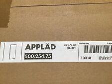 """IKEA APPLAD WHITE DOOR FOR AKURUM KITCHEN CABINET 12x30"""""""