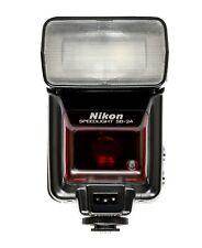 Nikon Speedlight SB-24 Shoe Mount Flash in the Box Great for Film Cameras