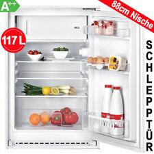 Einbau Kühlschrank 88 cm A++ mit Gefrierfach 88cm integrierbar Schlepptür NEU