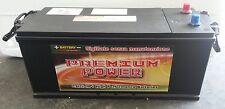 4 Batterie Autocarro 200 Ah-Spunto 1050A (1 Anno di garan.)- 512x220x220 (Dx/Sx)