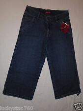 APPLE BOTTOMS  WOMANS CROPPED/CAPRIS  BLUE JEANS SIZE 9