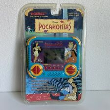 Vtg 1994 Tiger Electronics Disney's Pocahontas Handheld Lcd Game New In Package